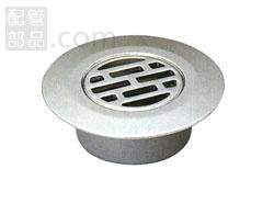 アウス:ツパ広排水目皿(VP・VU兼用) 型式:D-3VT-PU-125