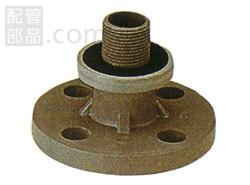 アウス:PEツバ付フランジ短管 型式:S-0200F-65
