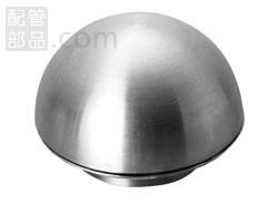 アウス:ベンドキャップ・ステンレス製(露出型・防虫網付) 型式:D-110S-100(防虫網付)