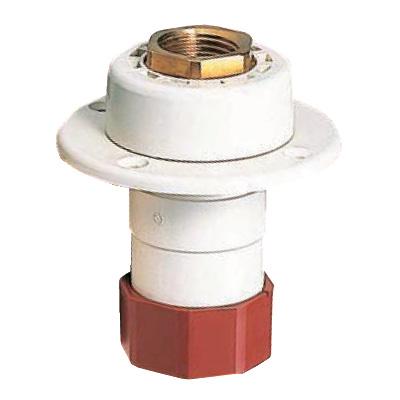 オンダ製作所:T-1 たて型水栓ジョイント B-1 型式:WS1B1-1022(1セット:10個入)