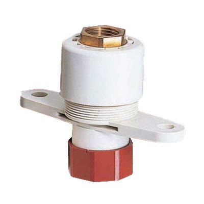 オンダ製作所:T-2N たて型水栓ジョイント B-1 型式:WS2NB1-1022(1セット:10個入)