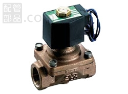 CKD:パイロット式キックダイヤフラム2ポートバルブ <ADK11> 型式:ADK11-20A-02C-AC100V