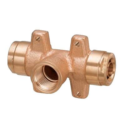 オンダ製作所:座付給水栓チーズ 青銅製 (お買い得パック) <WT7> 型式:WT7-13C-S(1セット:40個入)