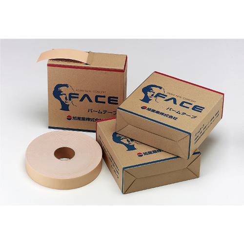 旭産業株式会社:バームテープ(白) 型式:3t×75W×20M(1セット:6巻入)
