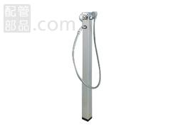 KVK:混合水栓柱・シャワー仕様 型式:LFMS902L
