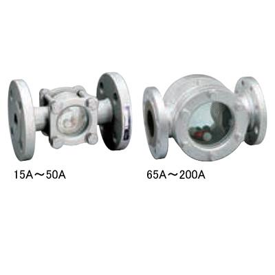 人気新品入荷 <GBADF> ワシノ機器:ボール式サイトグラス 型式:GBADF-40:配管部品 店-DIY・工具