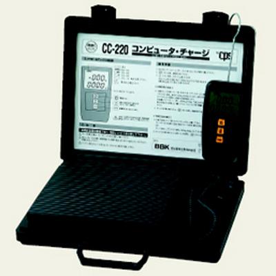 文化貿易工業:コンピュータチャージ <CC-220> 型式:CC-220