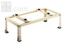 バクマ工業:平地・傾斜置用架台 型式:B-HT-L2(1セット:4個入)