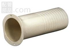 バクマ工業:貫通スリーブ 「ツバ付」 型式:KS-60(1セット:60個入)
