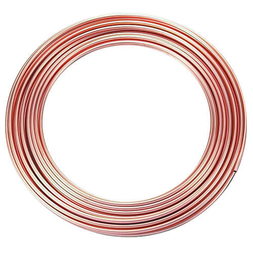 フローバル:コイル銅管 型式:コイル銅管-12.7X0.8X20M
