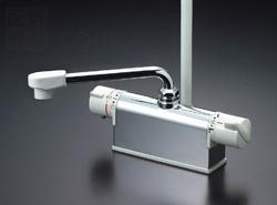 KVK:デッキ形サーモスタット式シャワー 型式:KF771Z