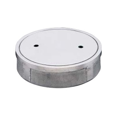 ミヤコ:内ネジステンレス掃除口 型式:M129S-125