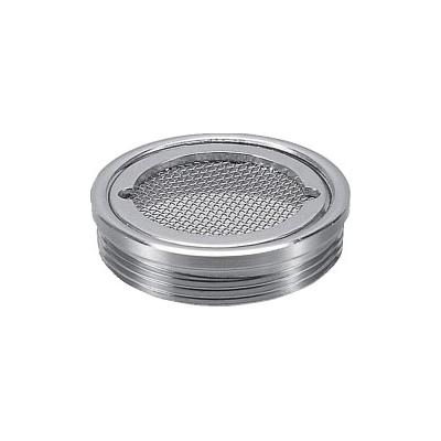 カクダイ:外ネジ防虫目皿 型式:4232-150