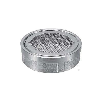 カクダイ:内ネジ防虫目皿 型式:4231-150
