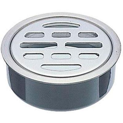 SANEI(旧:三栄水栓製作所):ステンレス目皿 型式:H417B-150