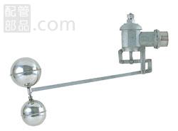 SANEI(旧:三栄水栓製作所):複式ステンレスボールタップ 型式:V425-25