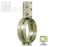 配管副資材 配管支持金具 保証 立配管金具 アカギ:ステン立バンド 公式サイト 型式:A10349-20A