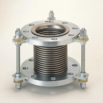 トーフレ:防振継手 2プライオメガバーサジョイント NO溶接タイプ 20K用(内筒付) <TX-83000> 型式:TX-83000 80A×110L(20K用)