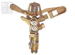 SANEI(旧:三栄水栓製作所):パートサークルスプリンクラー上部 型式:C55F-13