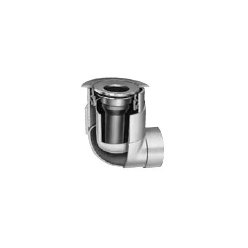 伊藤鉄工(IGS):差込型 木板用洗濯機床排水トラップ 型式:THS