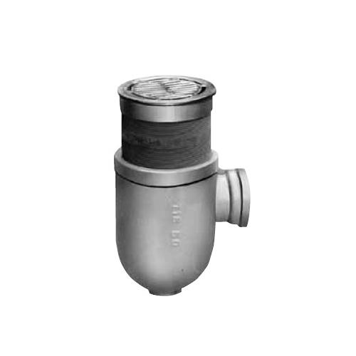伊藤鉄工(IGS):P型床排水トラップ 型式:T16AK-80