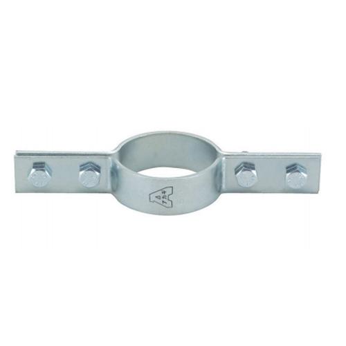 通常便なら送料無料 配管副資材 配管支持金具 床貫通用金具 アカギ:床バンド 型式:A10408-0023 オンライン限定商品
