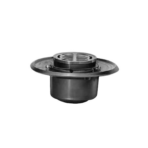 伊藤鉄工(IGS):樹脂製椀付き 床排水トラップ 型式:T5B-65