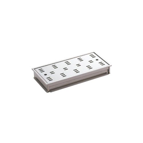 ミヤコ:ステンレス枠付排水目皿(深型) 型式:FM20-40D