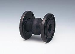TOZEN:トーゼンフレックス 球形 JIS10K FCD450製フランジタイプ 型式:TZ-FX-20-10K