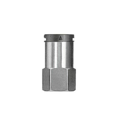 SMC:メスコネクタソケット(10個入) 型式:KBS4-R4(1セット:10個入)