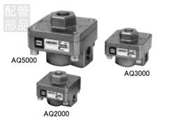 【再入荷!】 型式:AQ5000-04(1セット:10個入):配管部品 店 SMC:クイックエキゾーストバルブ-DIY・工具