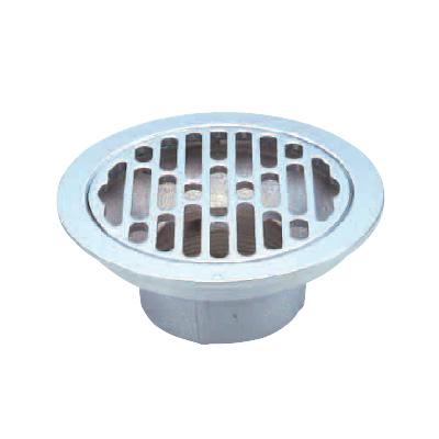 ダイドレ:床排水金具 非防水層用 <CK-N> 型式:CK-N 80