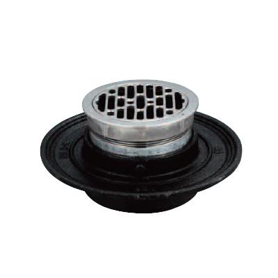 ダイドレ:床排水金具 防水層用 <FC-K> 型式:FC-K 80