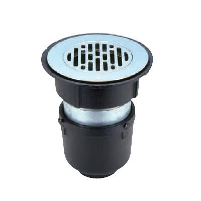 ダイドレ:床排水トラップ シート露出防水層用 <T5AF-DSH-P> 型式:T5AF-DSH-PC 50
