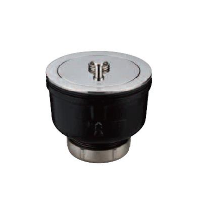 ダイドレ:流し金具 金属流し用 簡易共栓付 <SND-AB-F> 型式:SND-AB-F 50