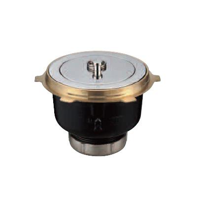ダイドレ:流し金具 コンクリート流し用 簡易共栓付 <SND-BB-F> 型式:SND-BB-F 50