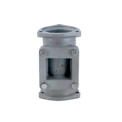 ダイドレ:満水試験兼用掃除口付継手 型式:COS-T 3(MD)-フランジ付