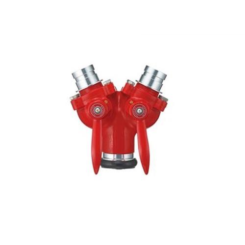 報商製作所:双口接手 ツーレバー <Z-2> 型式:Z-2-50A