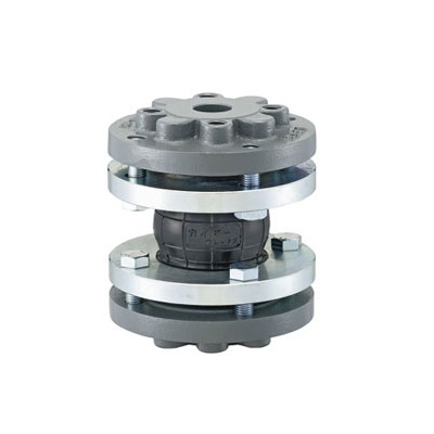 【受注生産品】 KV-K型 型式:KV-65K:配管部品 店 倉敷化工:パイプサイレンサー-DIY・工具