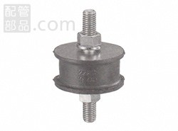 倉敷化工:丸形防振ゴム KA形 型式:KA-150