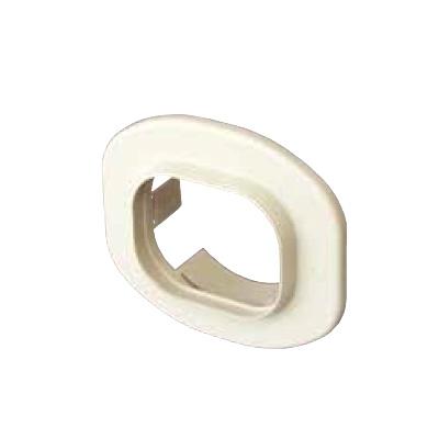 オーケー器材:壁貫通キャップ 型式:K-TDWC14AT(1セット:20個入)