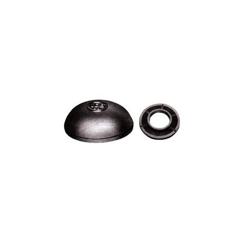伊藤鉄工(IGS):VCALM ねじ込型 防虫網付き露出型ベントキャップ 型式:VCALM-125