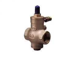 アイエス工業所:F号ボールタップ(ねじ込み式)(呼び径25mm) 型式:FSV-25-C(PV13)