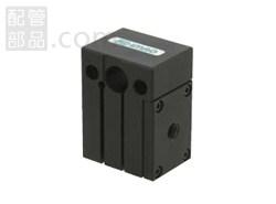 イマオコーポレーション:クイック シャフト クランプ(エア操作) ブラック 型式:QSCA12-B
