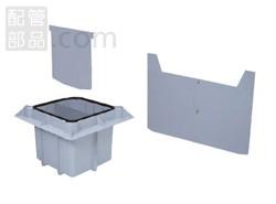 未来工業:仕切板(ミライハンドホール用) ストレート型 型式:3045M