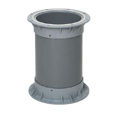 未来工業:ミライハンドホール(丸型)(樹脂製) 型式:MHR-3045