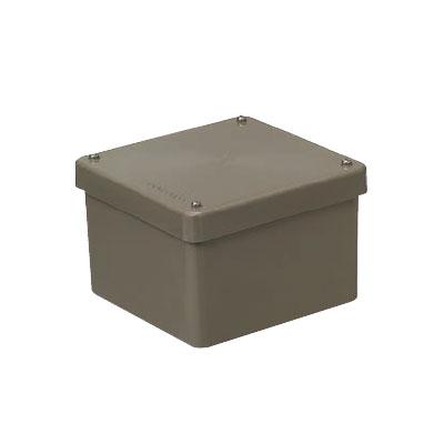 未来工業:防水プールボックス(カブセ蓋) 型式:PVP-3010BK