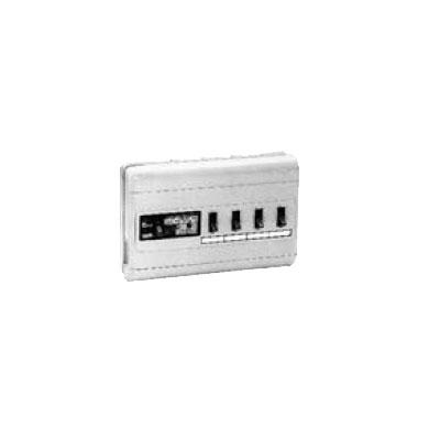 未来工業:単相三線式(主幹中性線欠相保護付3POC付漏電しゃ断器) 型式:MP4-33K