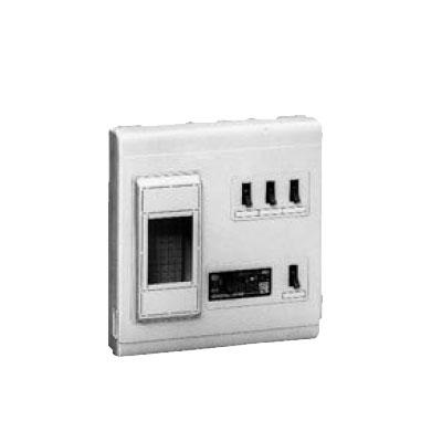 未来工業:単相三線式リミッタースペース(中性線欠相保護付3POC付漏電しゃ断器) 型式:MP4-302K