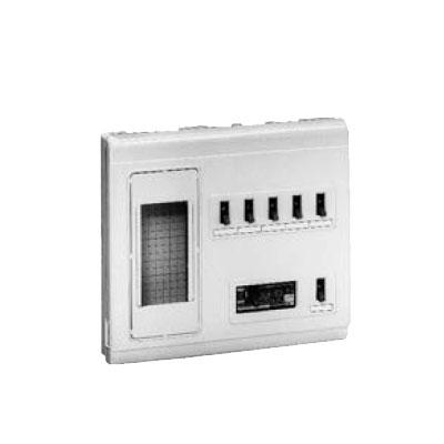 未来工業:単相三線式リミッタースペース(中性線欠相保護付3POC付漏電しゃ断器) 型式:MP6-305K